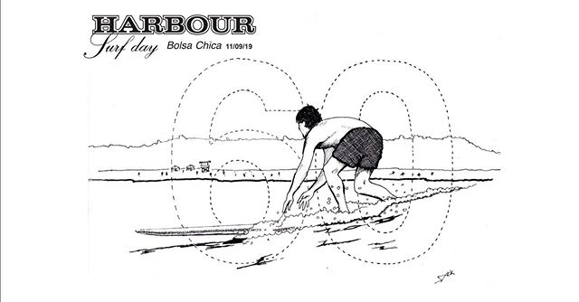 Our annual Harbour Surf Day will be going down at Bolsa Chica Tower 23 on November 9th starting at 6am! Good surf, food, and raffles including up to $1000 credit towards a custom surfboard. Raffle tickets are available for purchase in store for a dollar, you must be present to win! Everyone's welcome see you there 👍