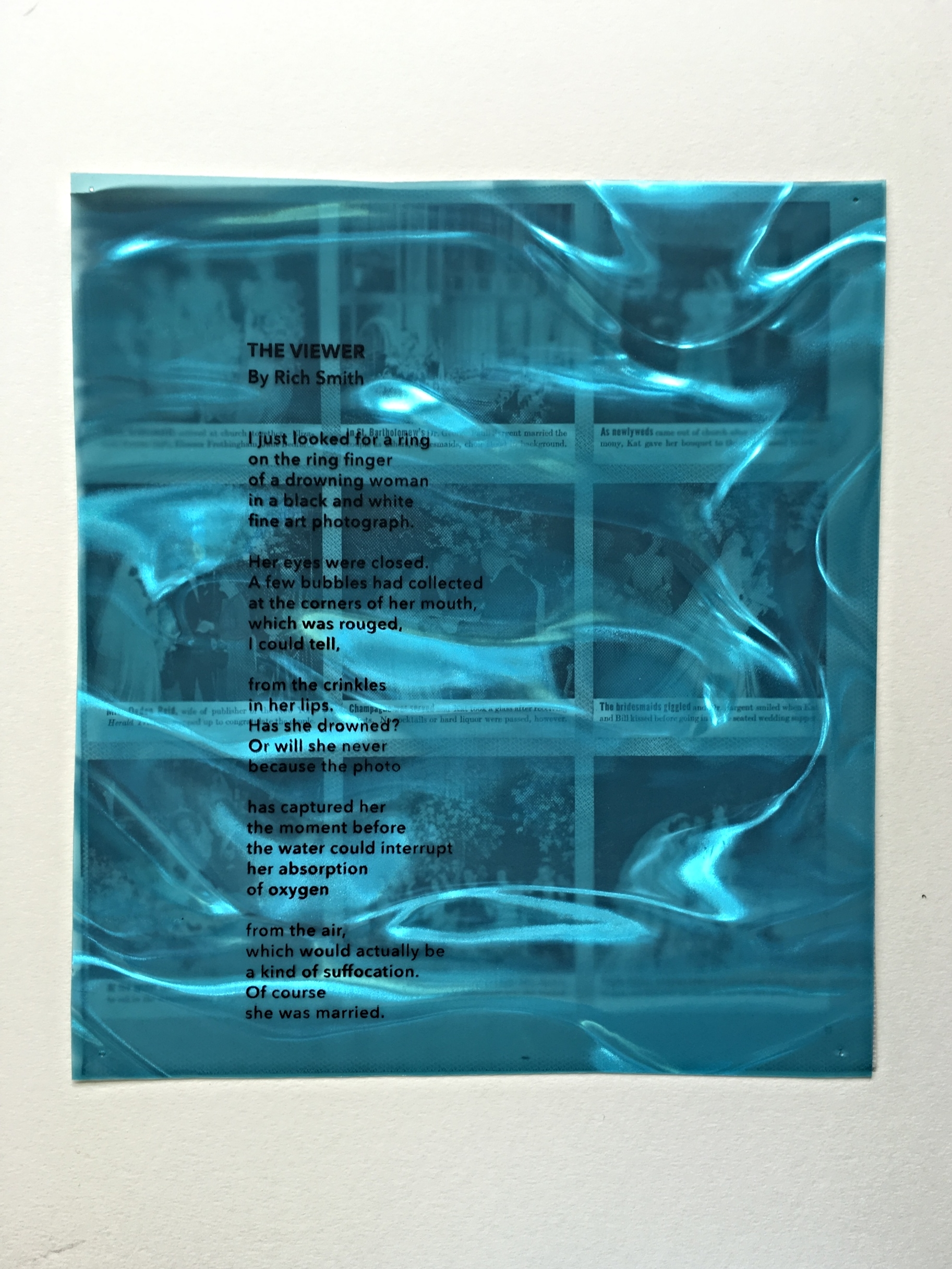 The Viewer Broadside (Poem by Rich Smith)
