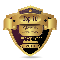 Top 10 Cyber Solution Provider in 2019, selected by MYTECHMAG