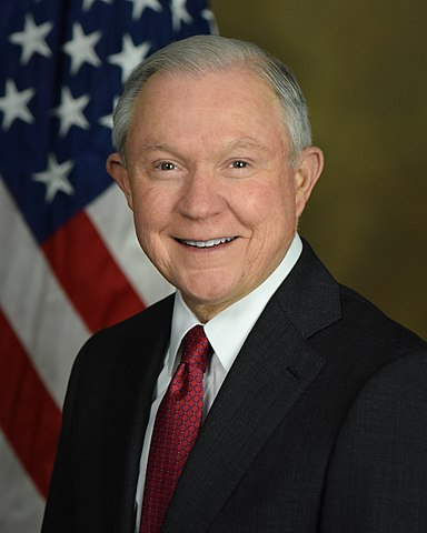- United States Attorney General Jeff Sessions