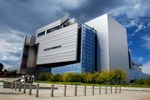 - The federal courthouse in Eugene, Oregon. Public lands need to rely less on the federal courts and more on electoral politics. Source: Wikipedia