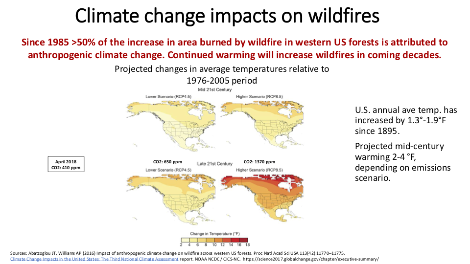 Figure 12 . If you think it's bad now, just wait, especially if humans continue to dither on addressing the climate emergency .