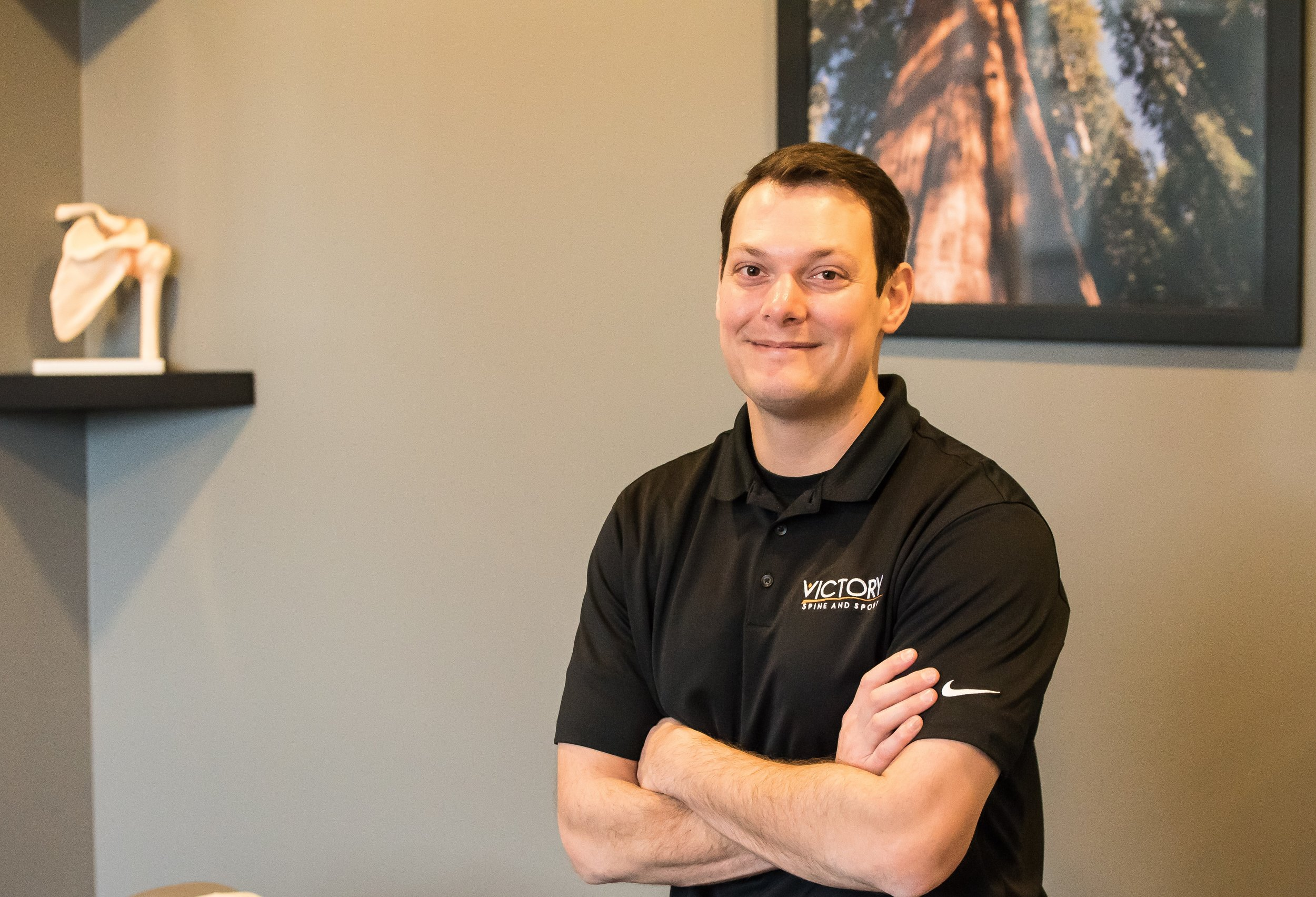 Dr. Henry is a chiropractor who serves Camas, Vancouver, and Washougal Washington.