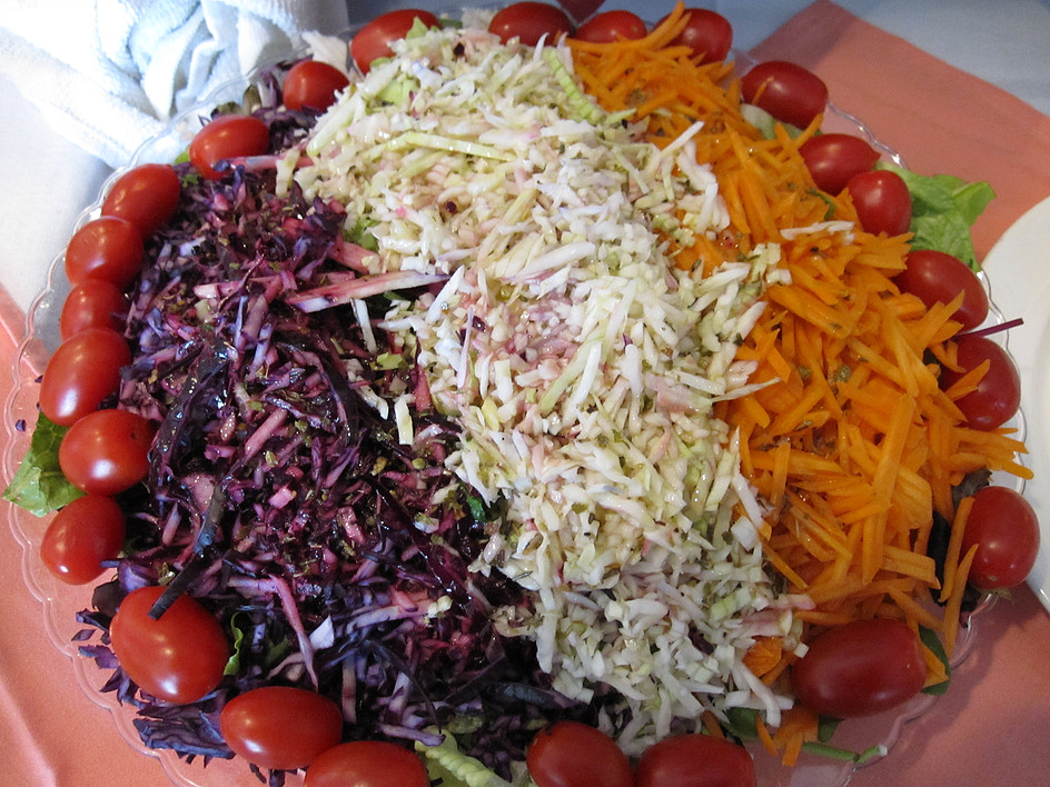 Cabbage Carrot Salad