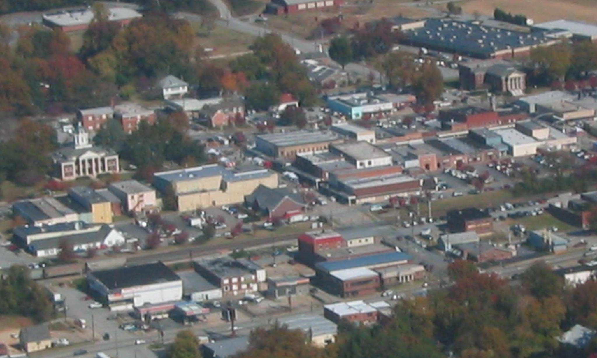 Toccoa, Georgia