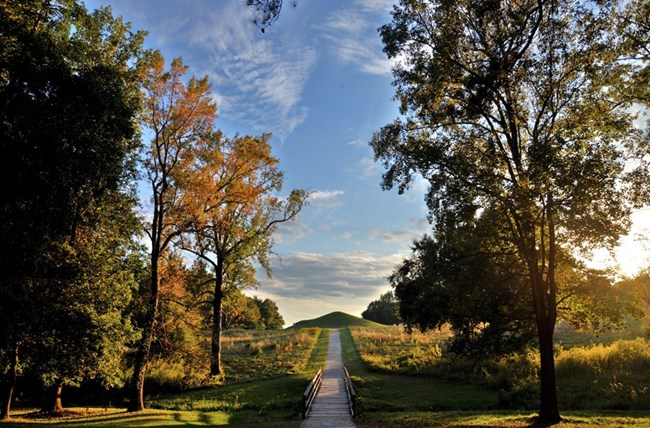 Ocmulgee National Monument / National Park Service
