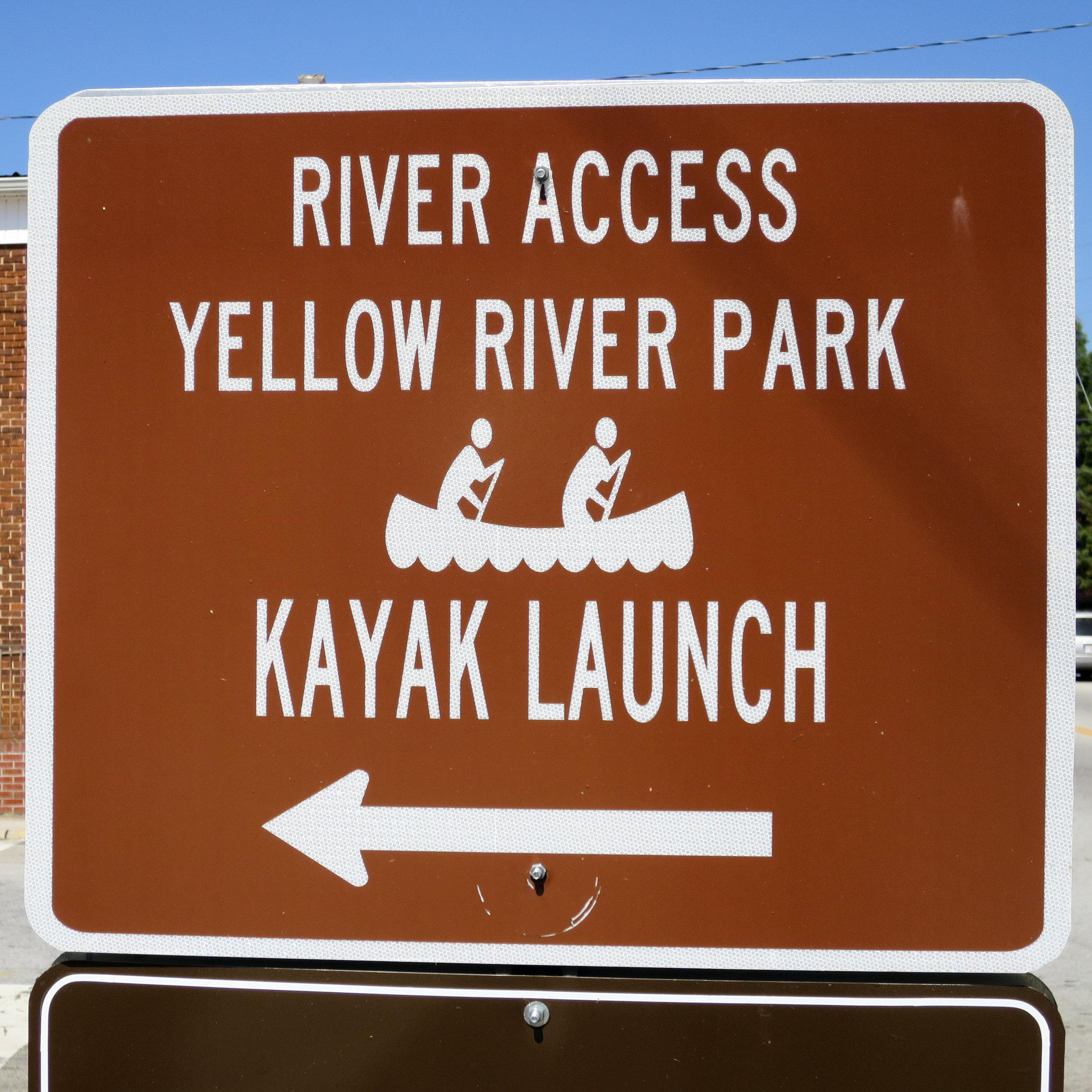 Yellow River Water Trail in Porterdale, GA