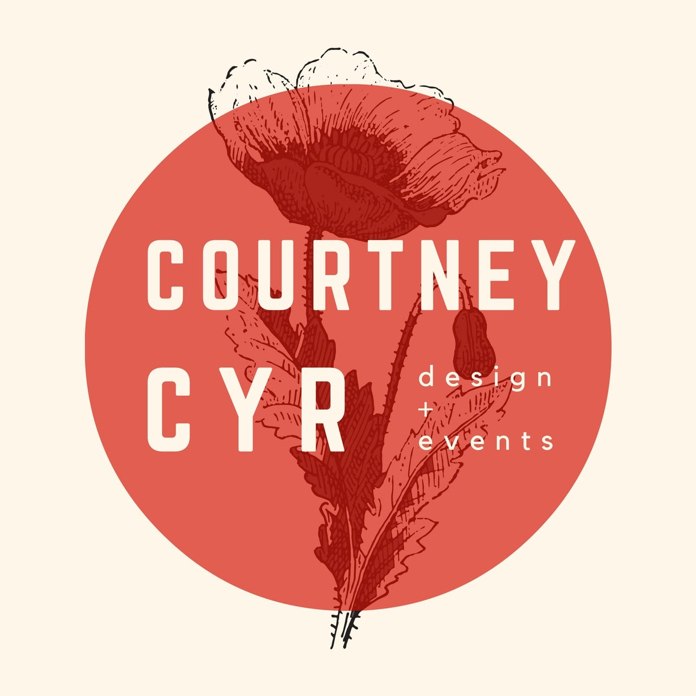 Courtney Cyr Design + Events - Email: Courtney@CourtneyCyrDesign.comWebsite: courtneycyrdesign.com