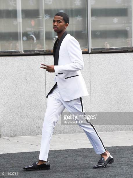 Styled by Me  Christian Combs, Roc Nation Brunch