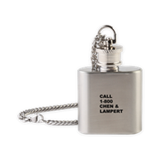 800 Flask Necklace