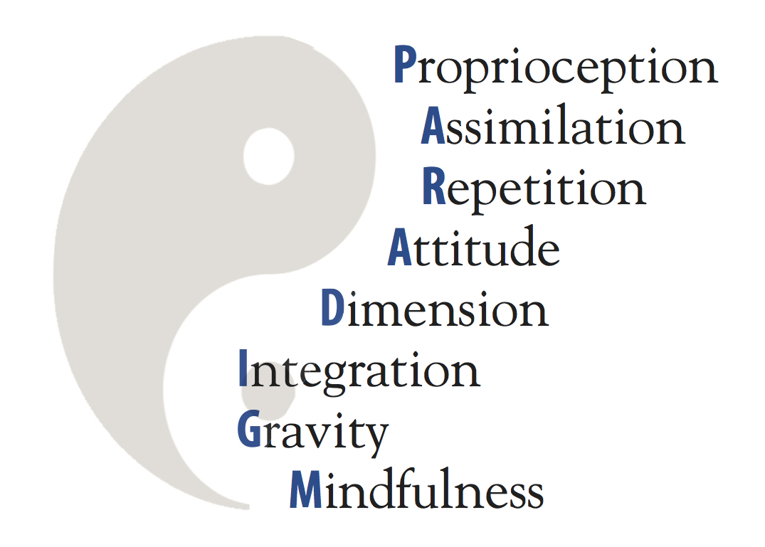 The Tai Chi Paradigm, a registered and trademarked program developed by Master Calvin Chin.