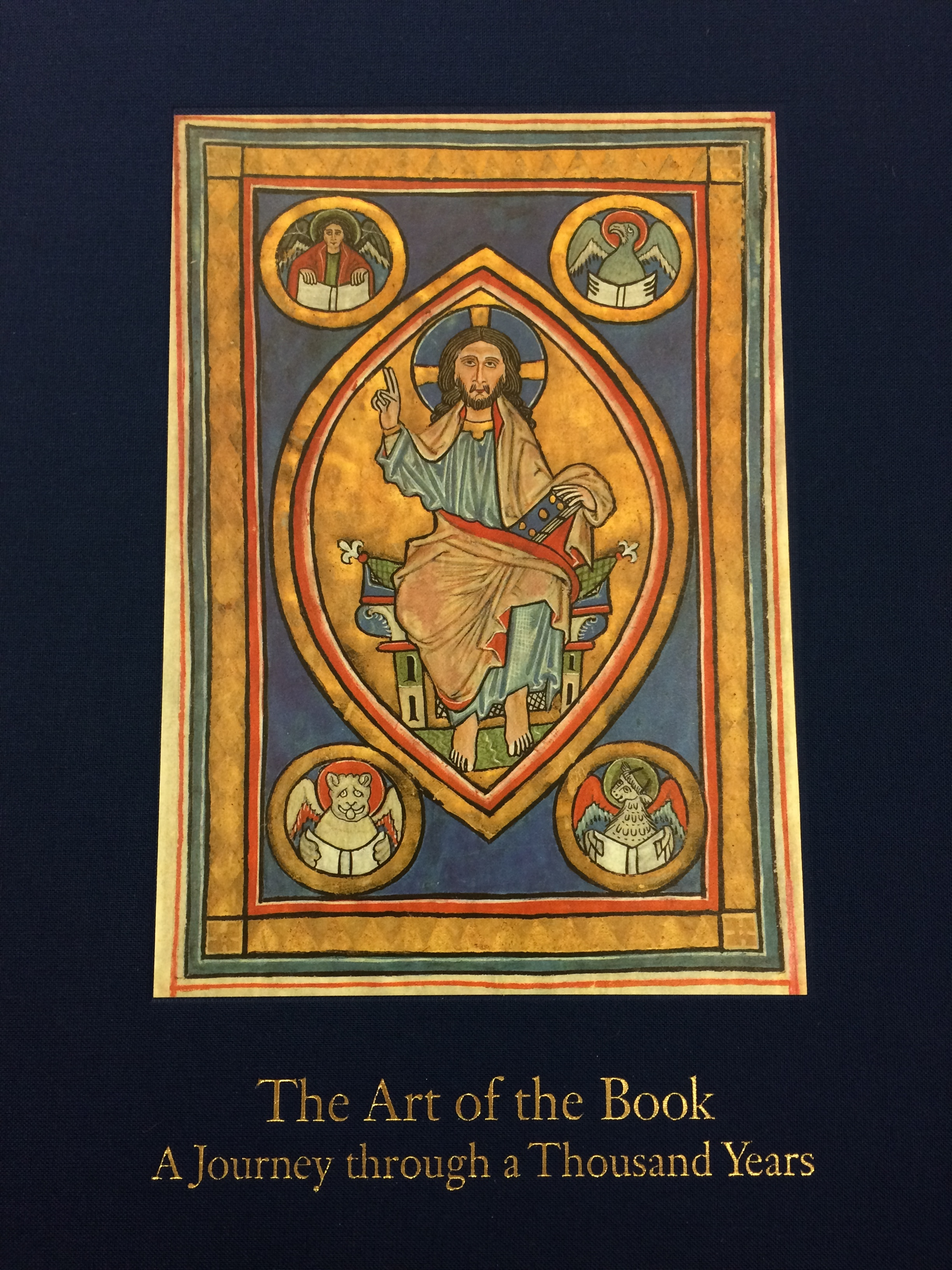 The Art of the Book- A Journey through a Thousand Years