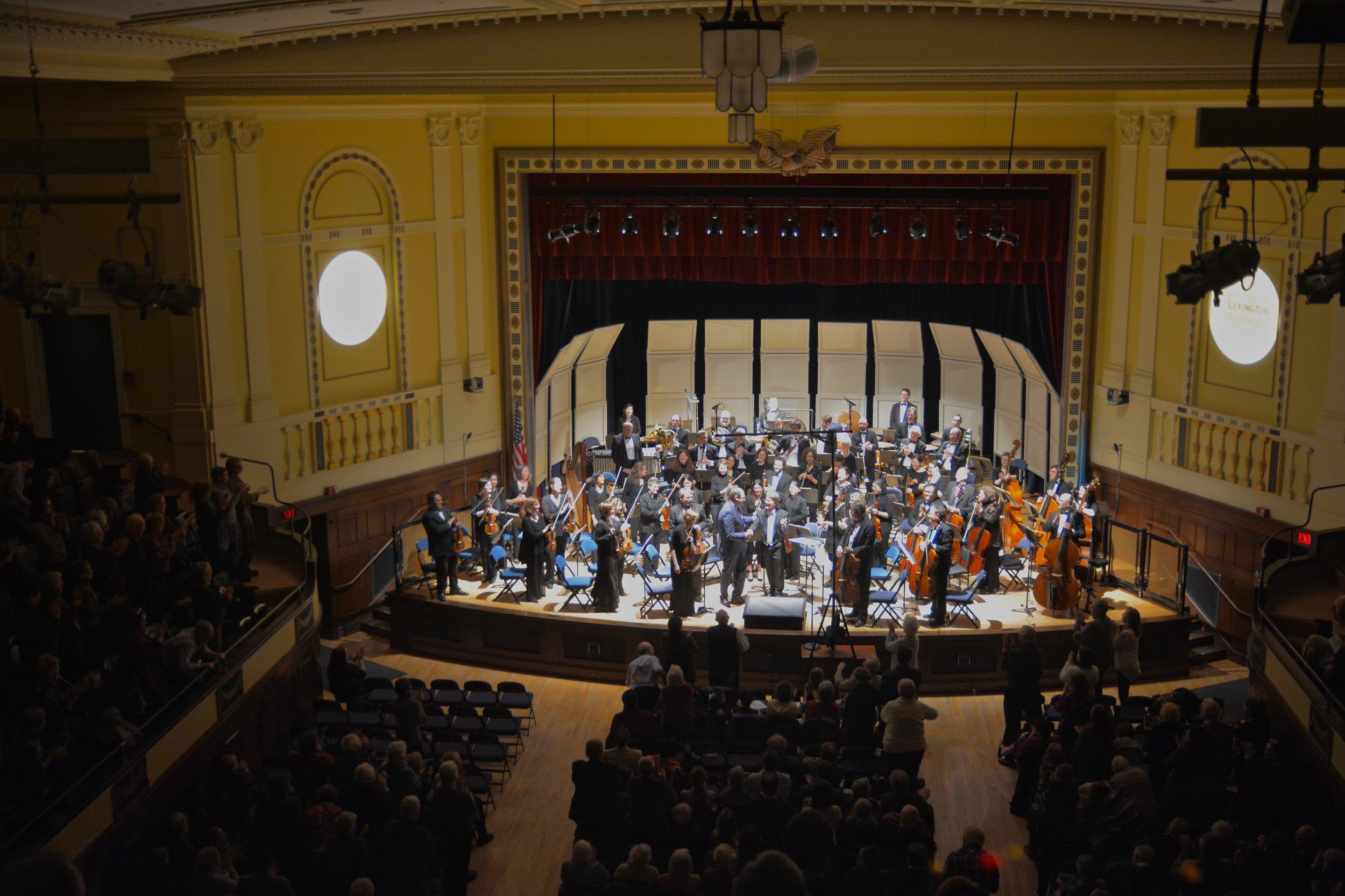 Lexington Symphony Orchestra