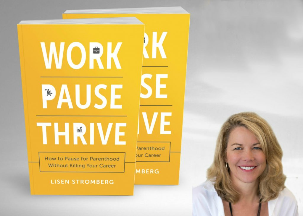 A new book from journalist Lisen Stromberg,  Work Pause Thrive , offers a collective agenda for working families. (Photo: LisenStromberg.com)