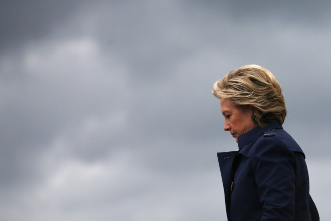 Former Democratic candidate for president Hillary Clinton (Photo: Reuters)