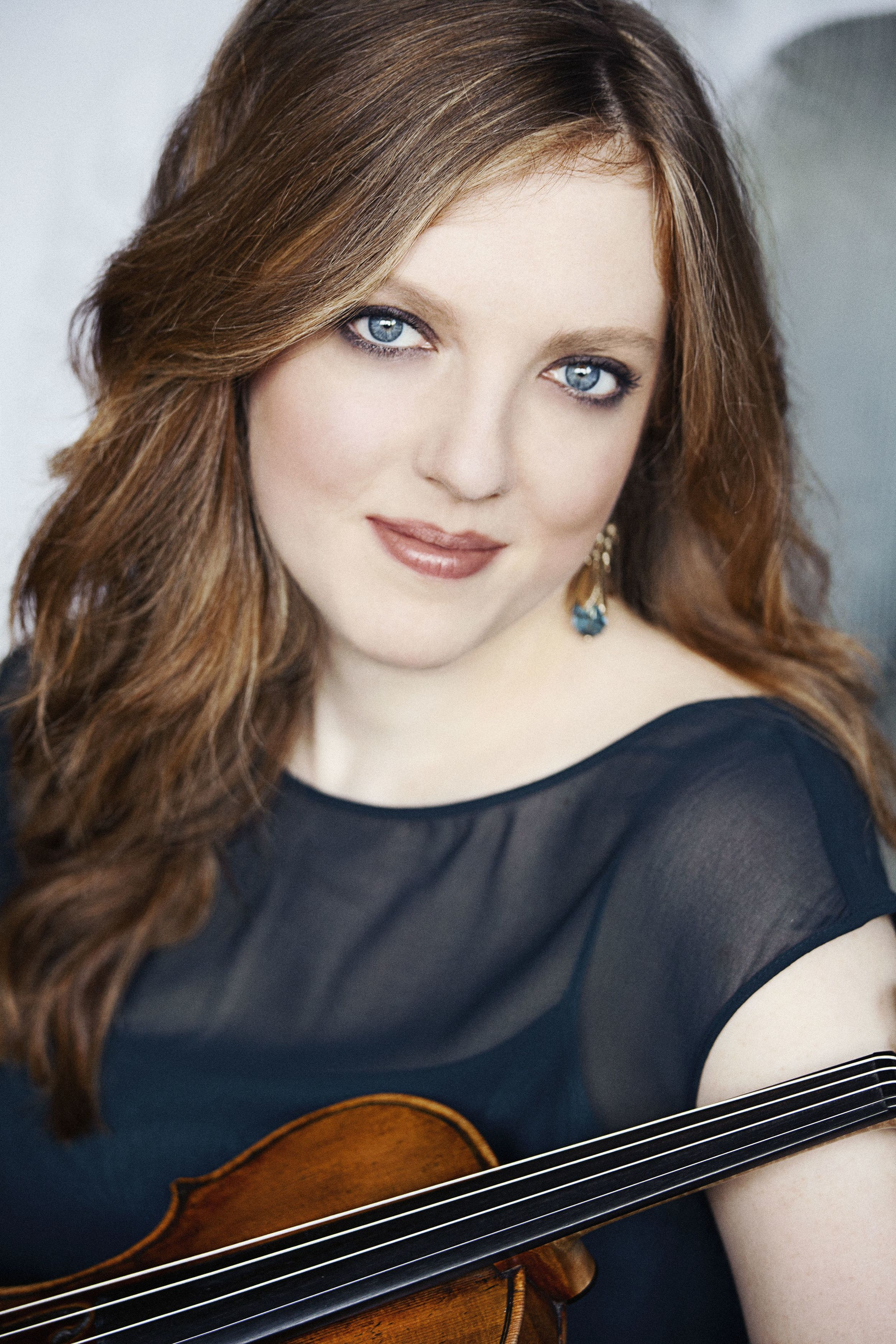 Rachel Barton Pine, guest violinist