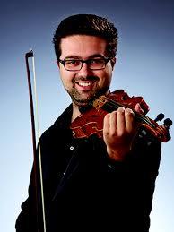 charles morey, violin