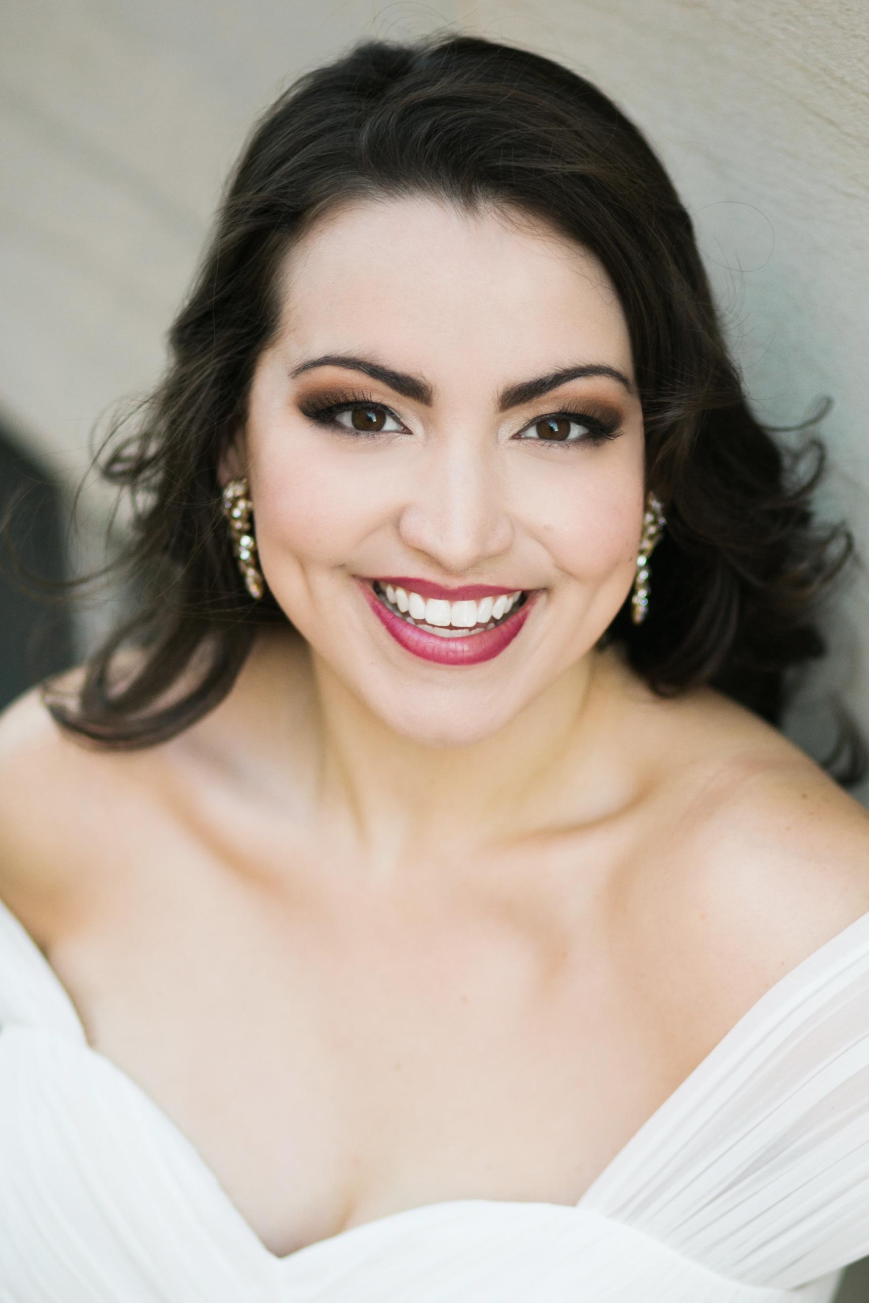 Raquel Gonzalez, soprano