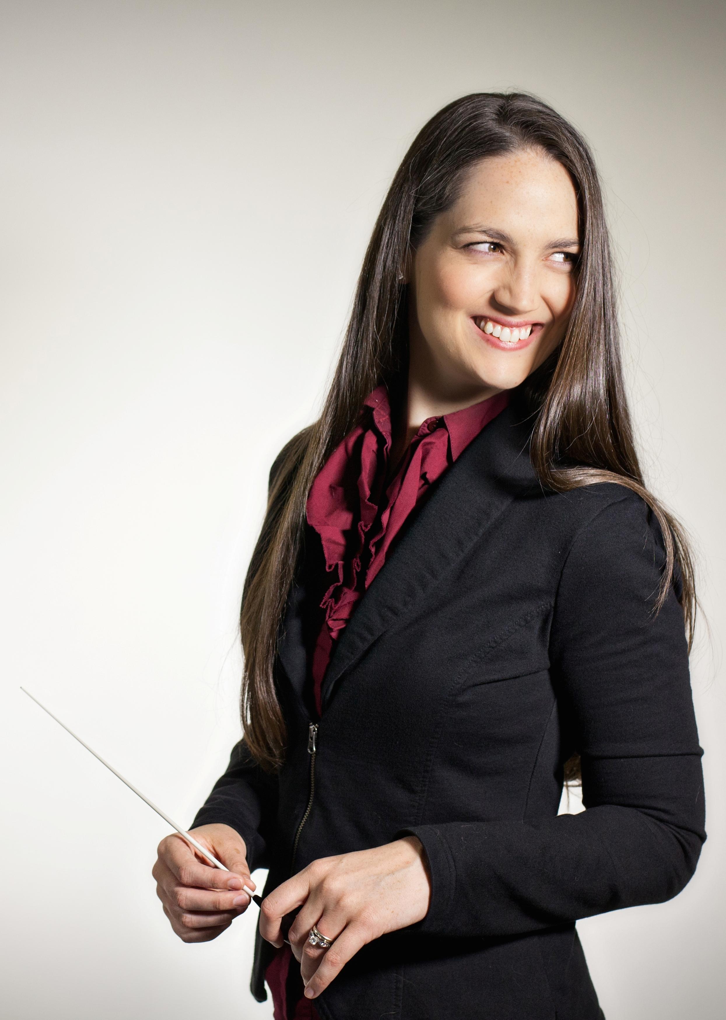 Michelle Merrill, guest conductor