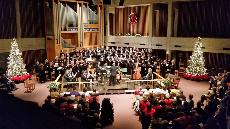 Christ Church United Methodist in Charleston, WV, is the rehearsal site for the WVSO CHorus on Monday evenings during the scholastic year. For More information, contact David Castleberry, Director by email at  castlebe@marshall.edu.