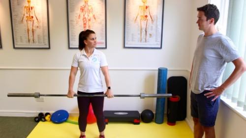 sports performance rehabilitation