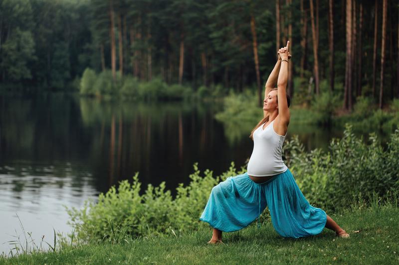 85-Hour Prenatal Yoga Teacher Training ~ France ~ July 28, 2018