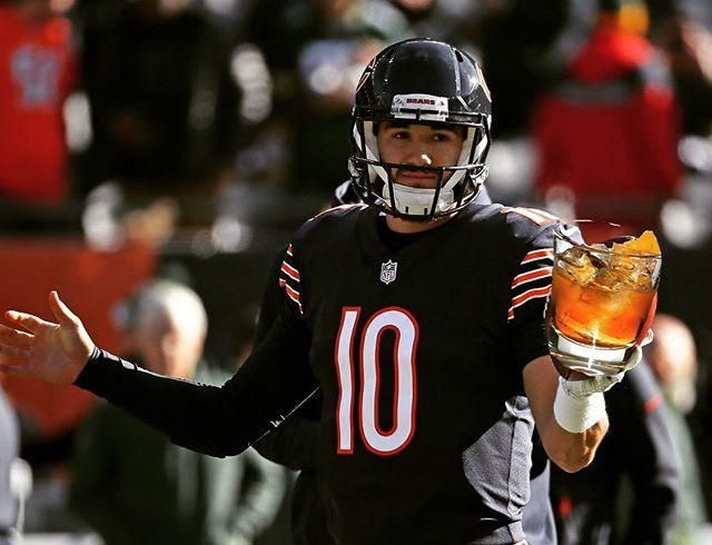 Come by and watch the Bears-Packers game tonight.  We'll be selling real Old Fashioned's for $8.  All while Mitch schools Aaron in the finer technics of whiskey vs brandy!