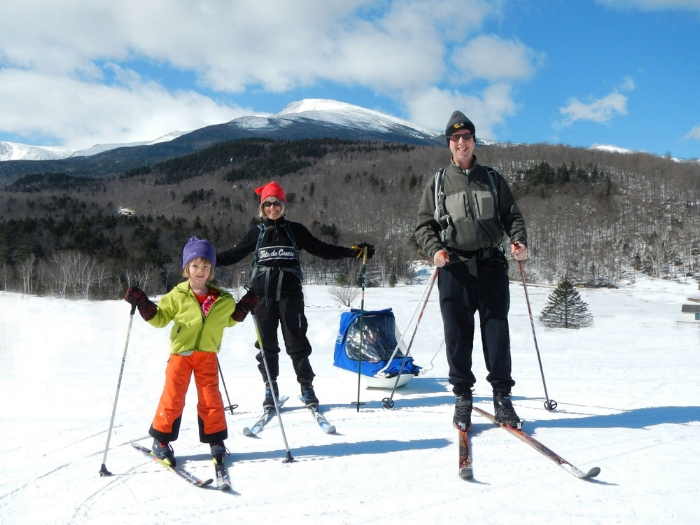 Take the kids on a memorable cross country ski outing (Great Glen Trails)