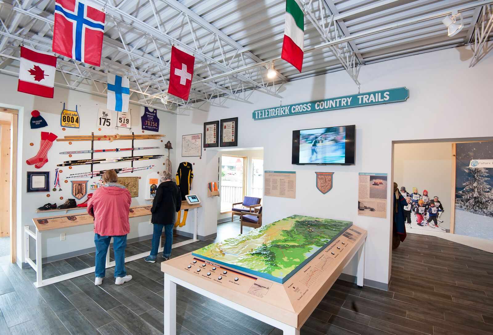 Tony Wise Museum of the American Birkebeiner