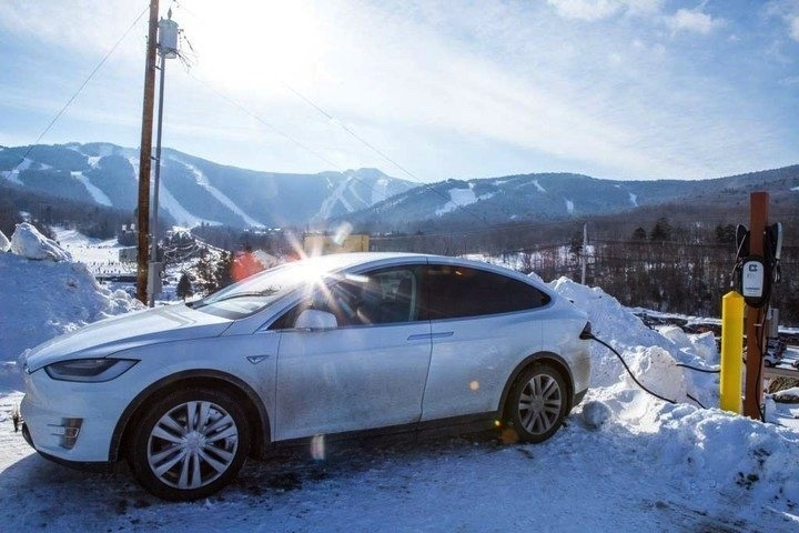Charge up electric vehicles at Killington Resort in Vermont