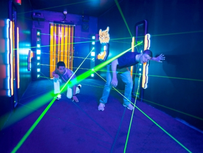Fun Zone 2.0 Lazer Tag