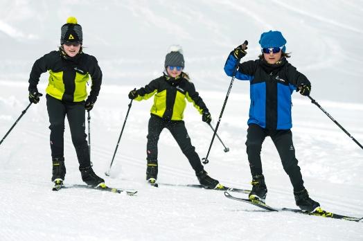 Kids love to race (Fischer Sports)