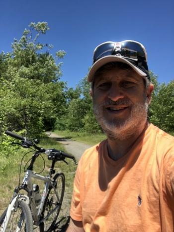 XCSkiResorts.com Editor rides the Northern Rail Trail