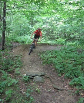 Mountain biking at Sleepy Hollow Inn