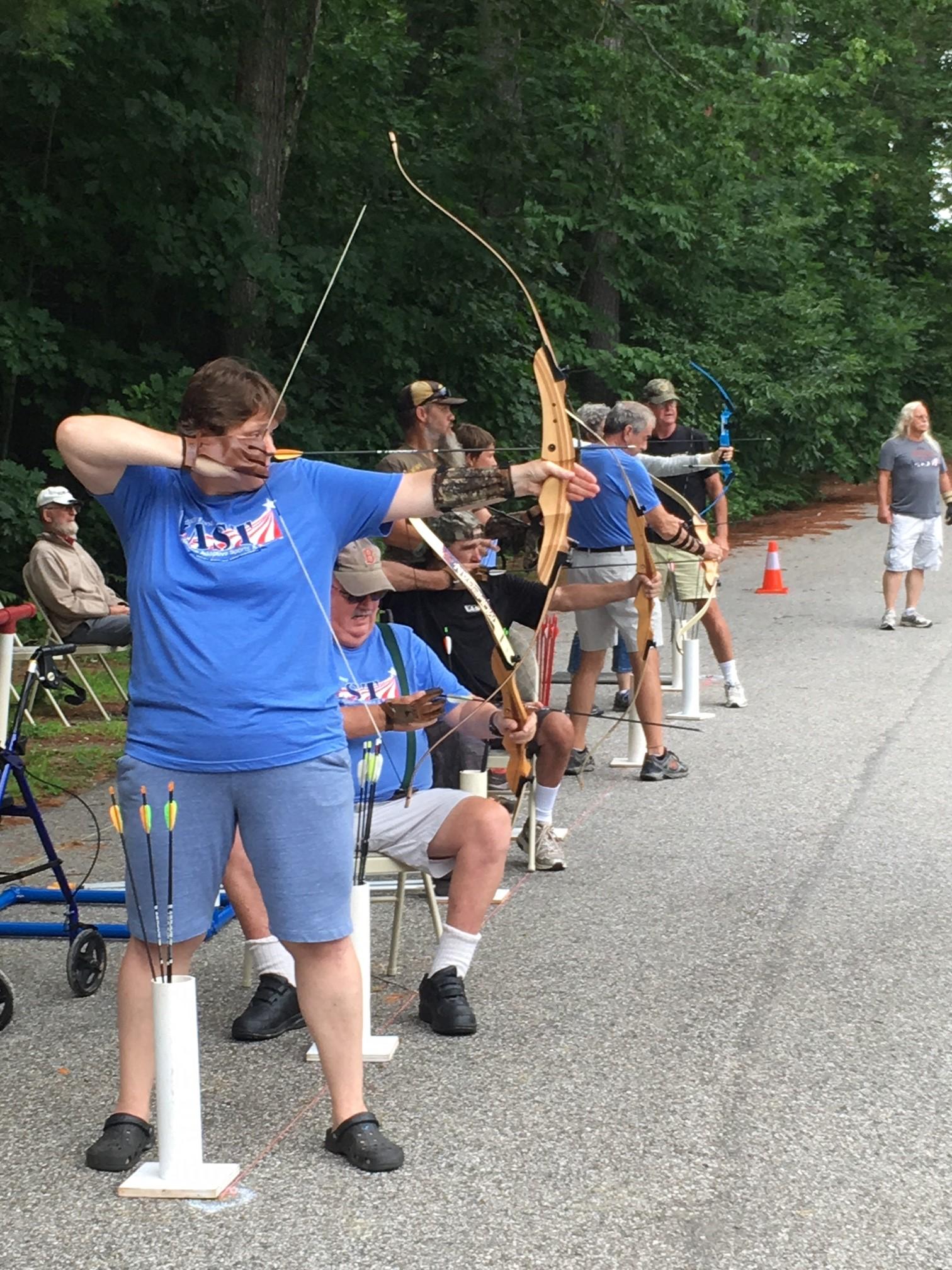 Recreational archery program