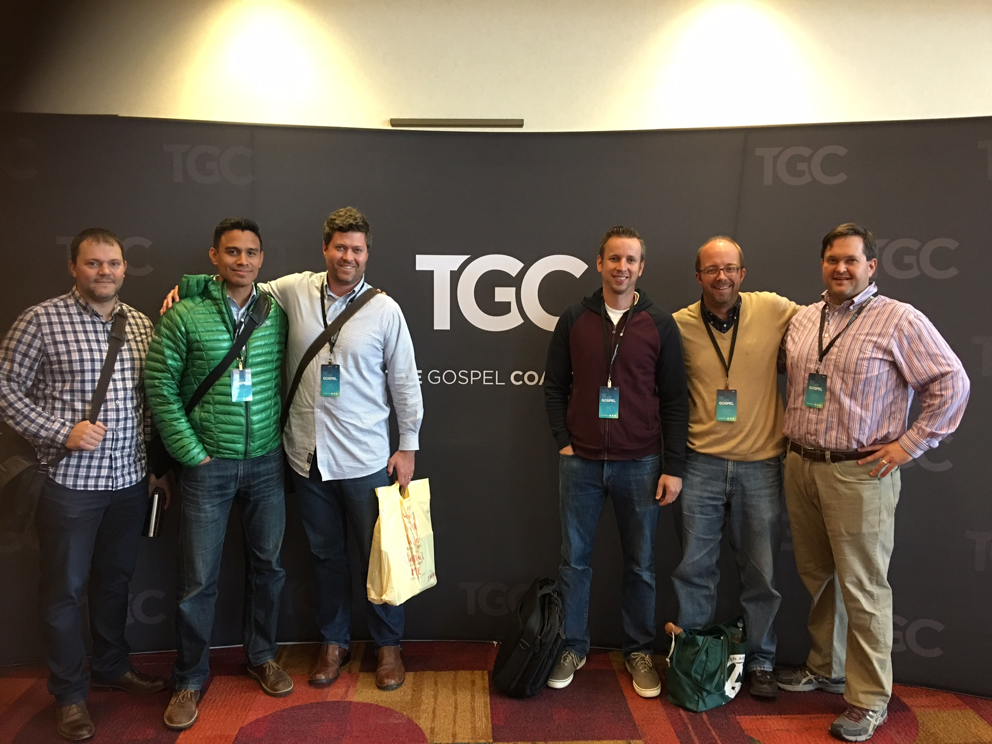 TGC Conference in Indianapolis