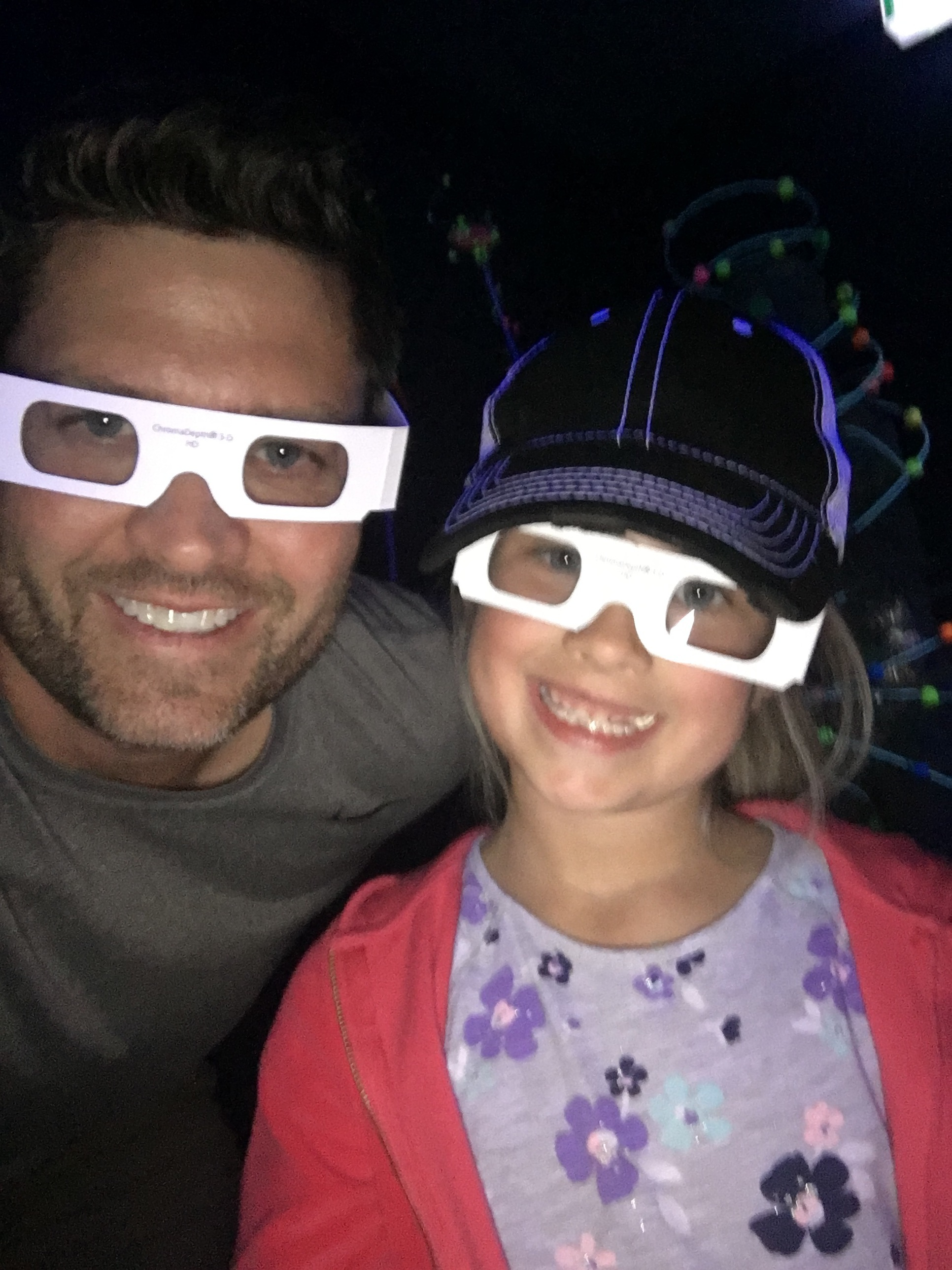 3D Golf with family