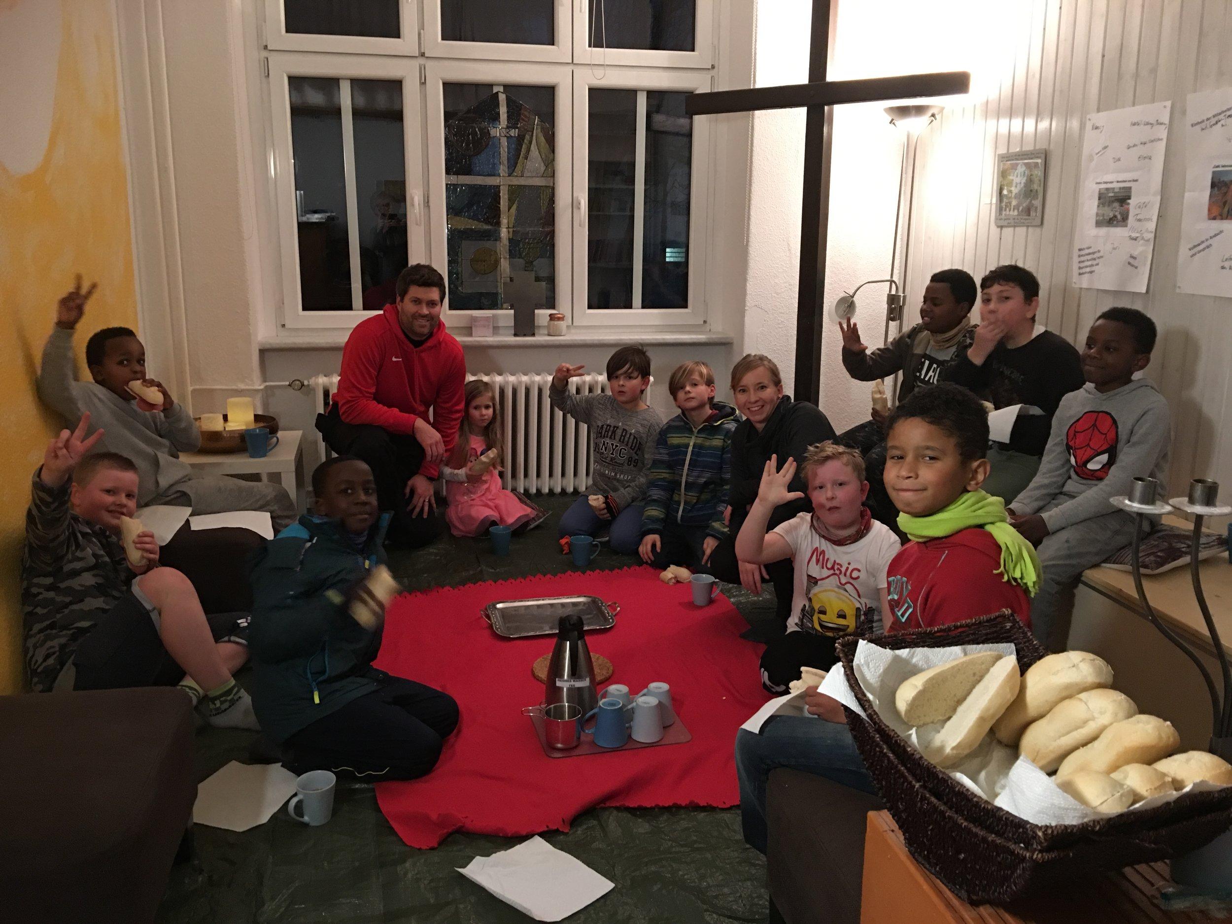 Celebrating Christmas in Reinickendorf