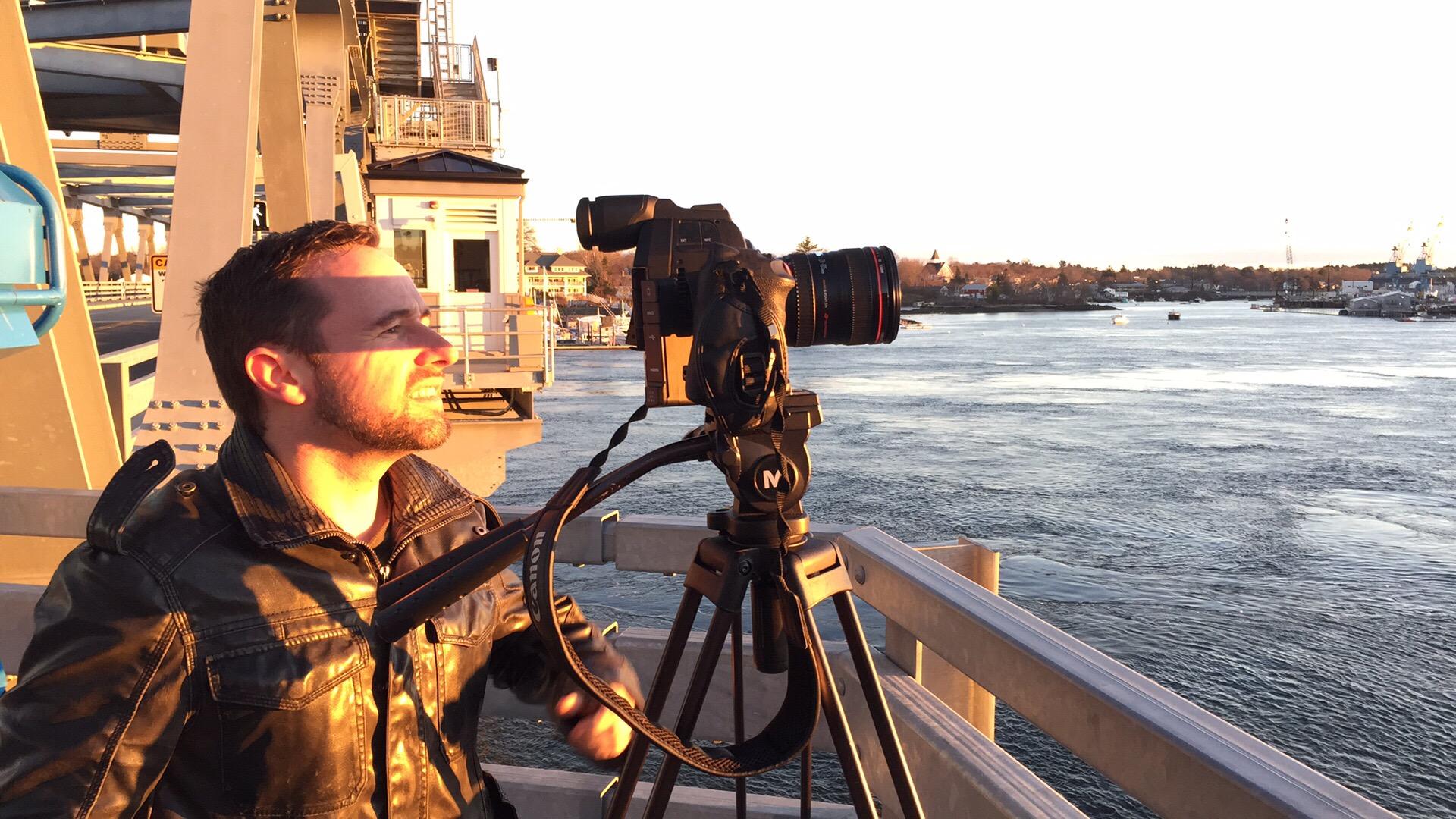 Andrew Reardon  Video Producer