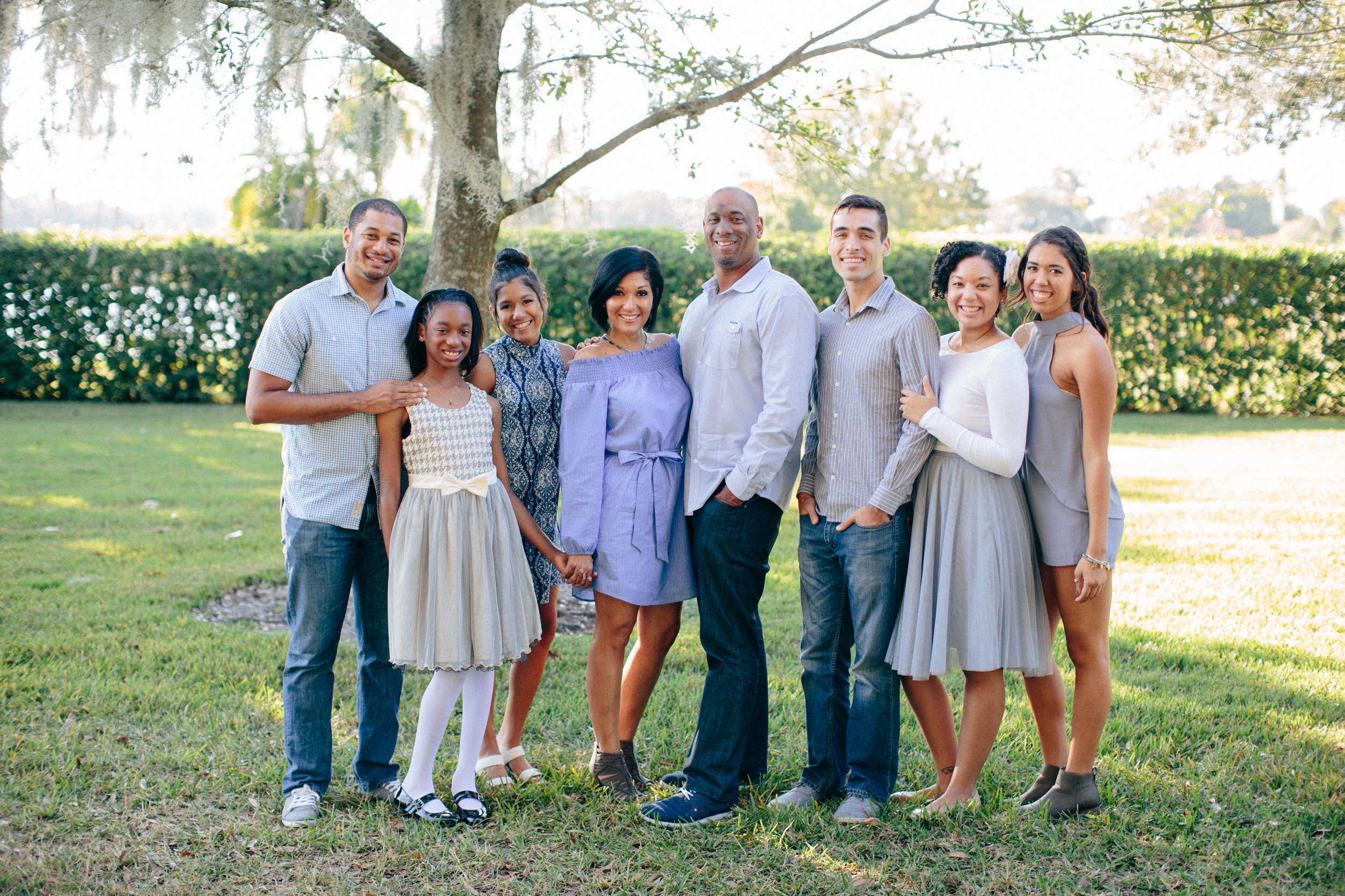 family // florida wedding videographer