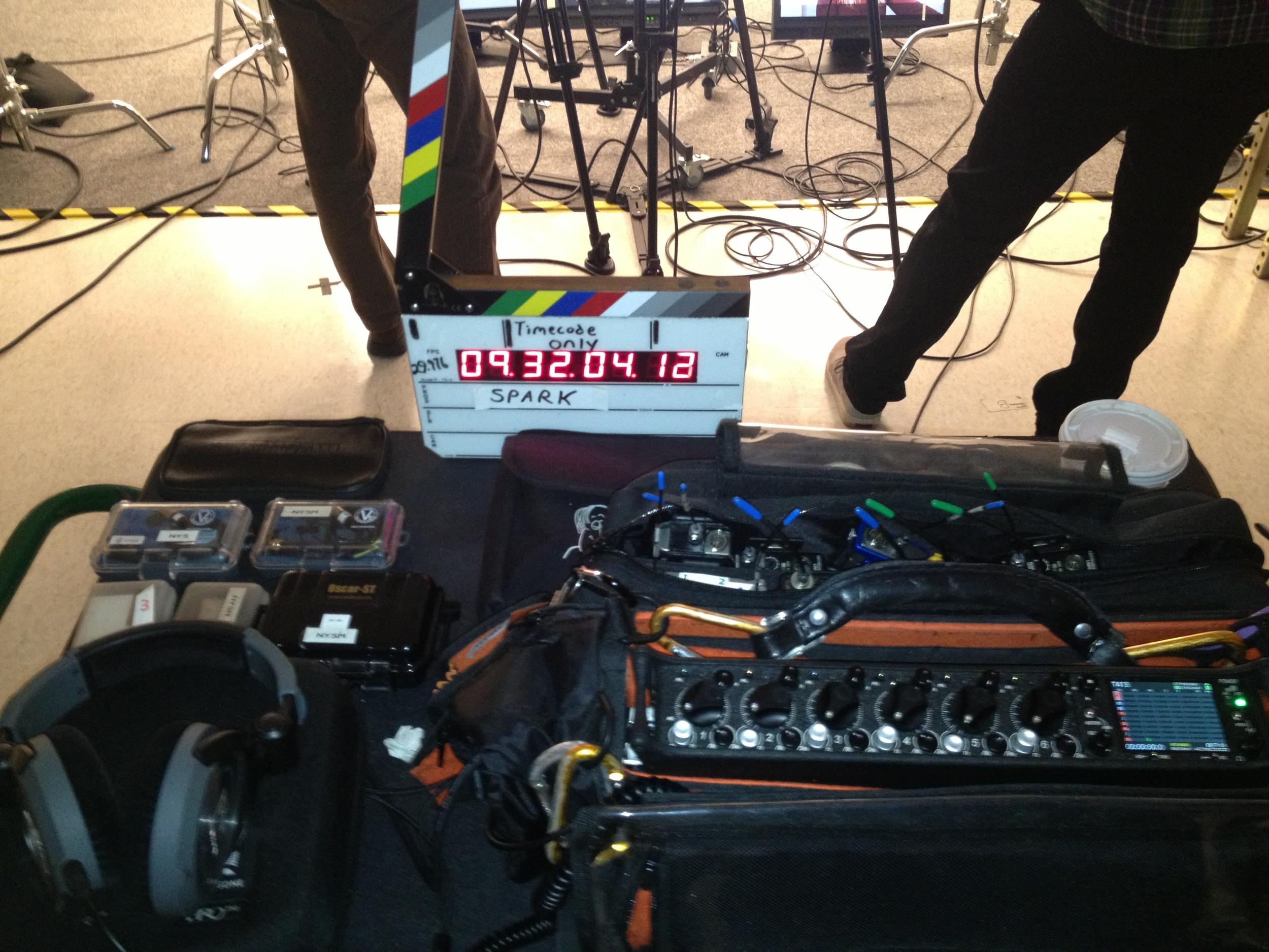 NY Sound Mixer