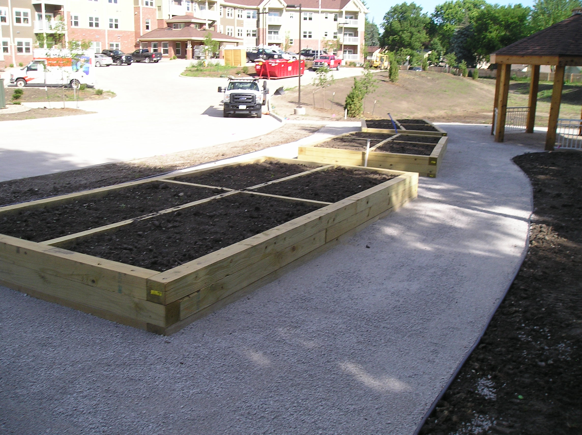 Planting Bed