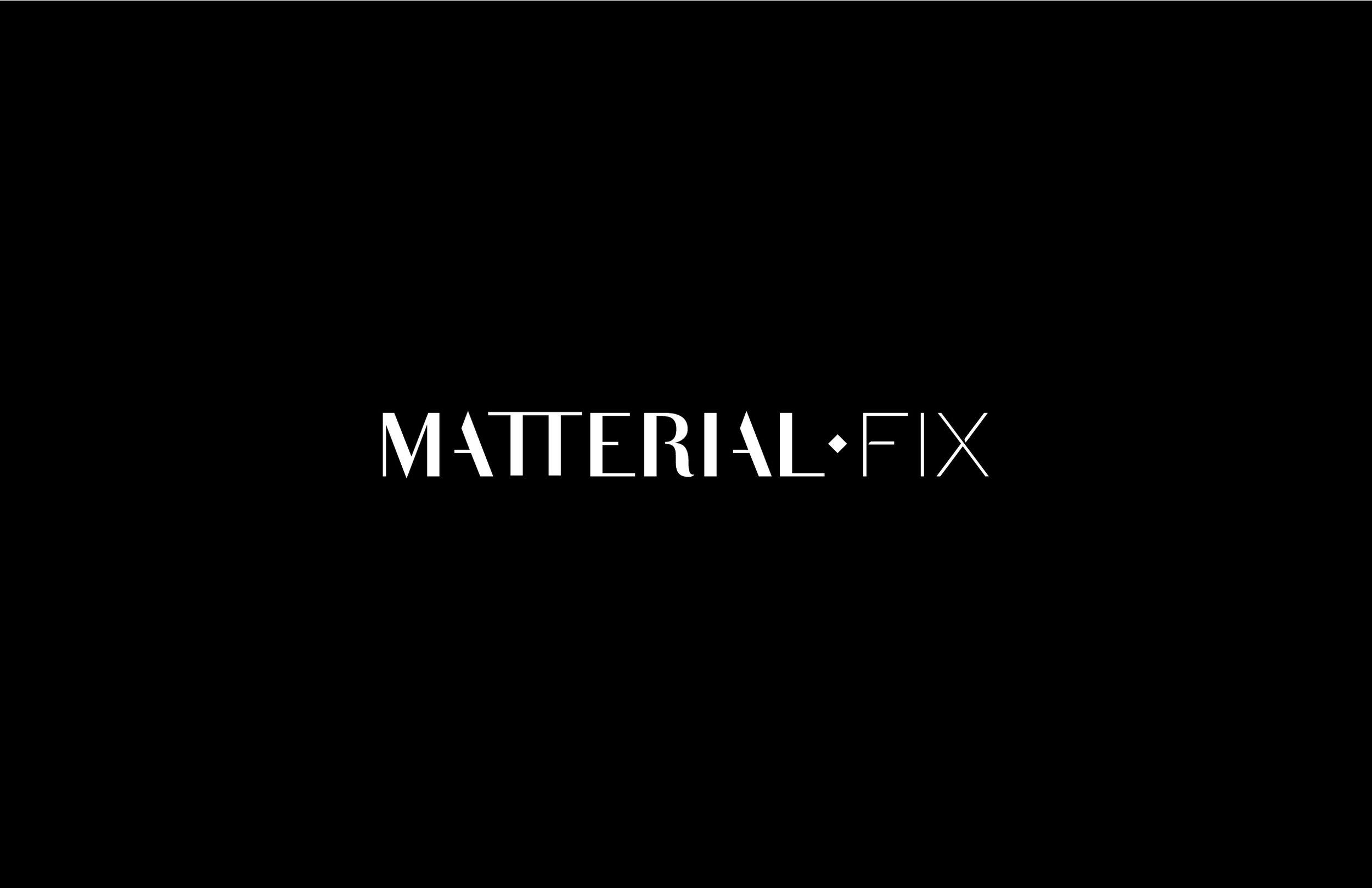 Logo — Matterial Fix