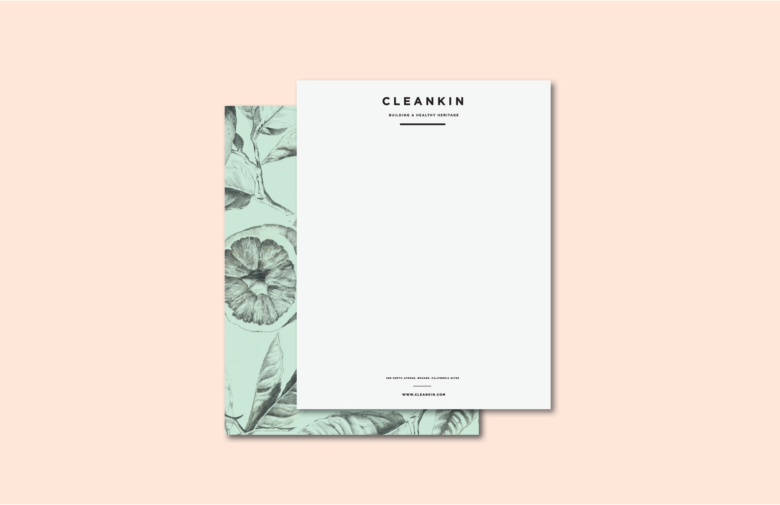Stationery - CleanKin