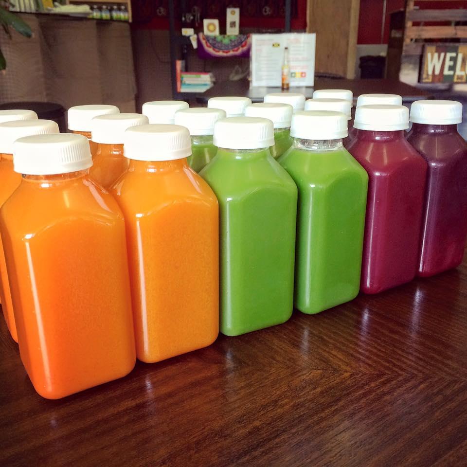 Juice Cleanse (please inquire)