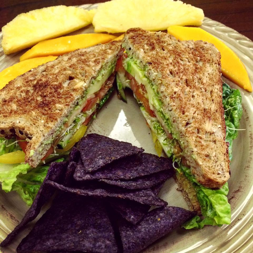 Summertime Sandwich Special
