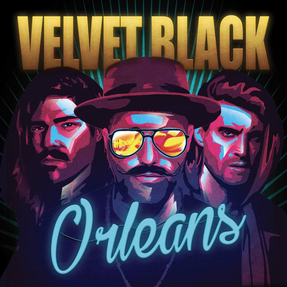Velvet Black - Orleans