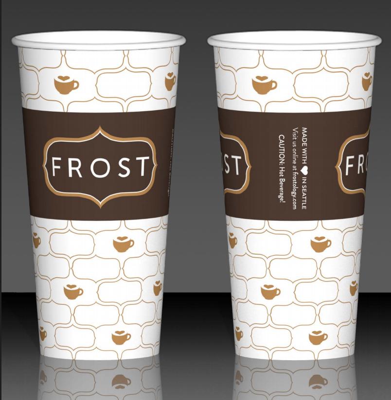 Hot Cup Design