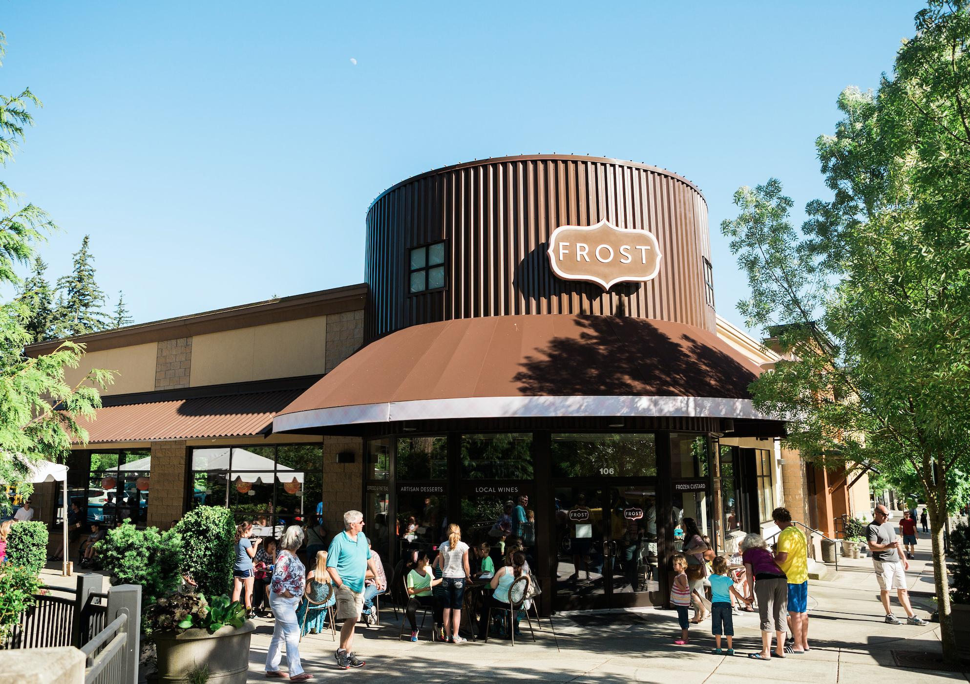 Exterior Store Design