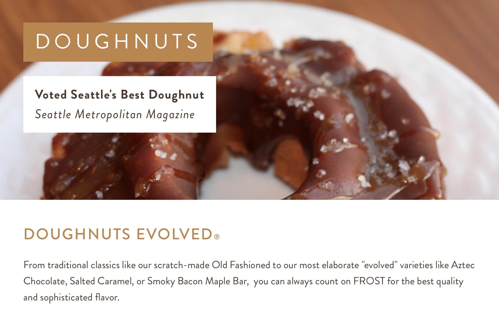 Doughnut Category